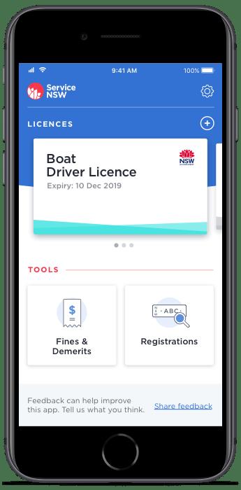 Service NSW app | Service NSW